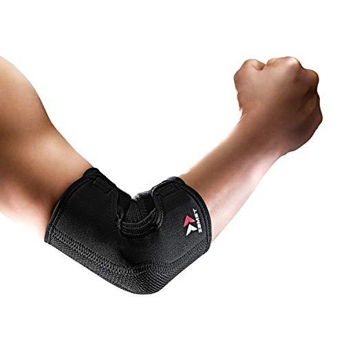 痛みに負けるな!テニス肘に効果的なサポーター人気ランキング10選のサムネイル画像