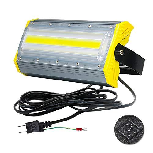 LED投光器の人気おすすめランキング15選【野外にも】のサムネイル画像